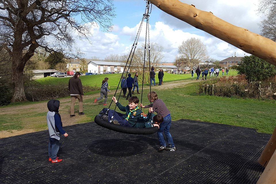 Buxted Parish Council Play Area