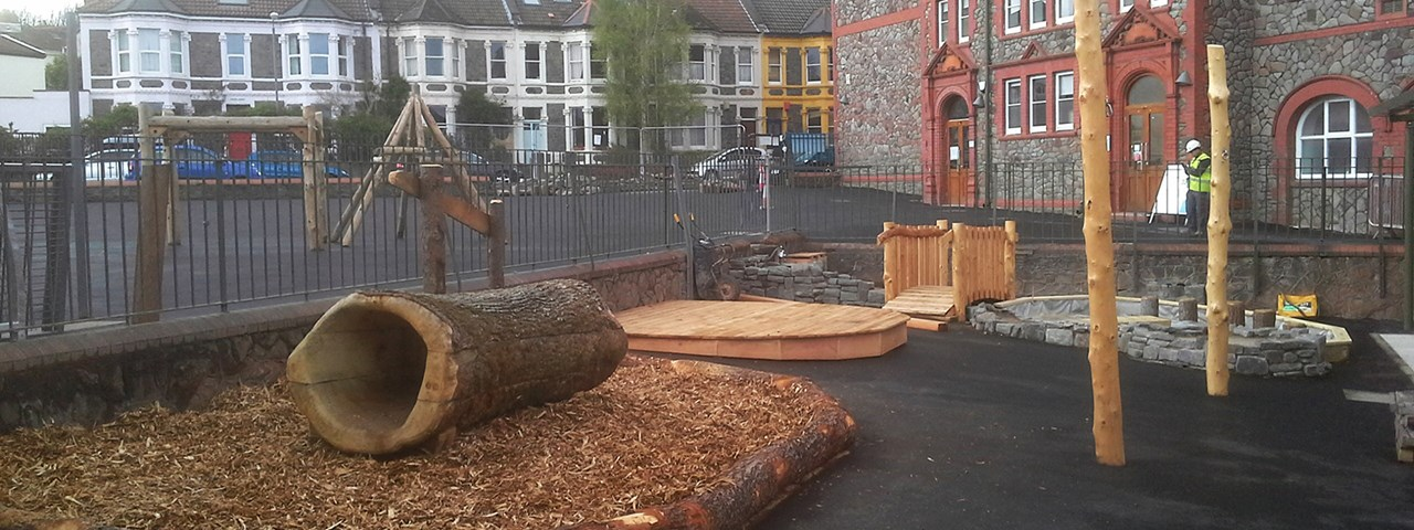 Fairlawn adventure play area